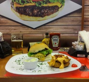RIO: Texas Burger