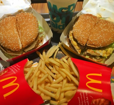 O Grand Big Mac está de volta ao McDonald's
