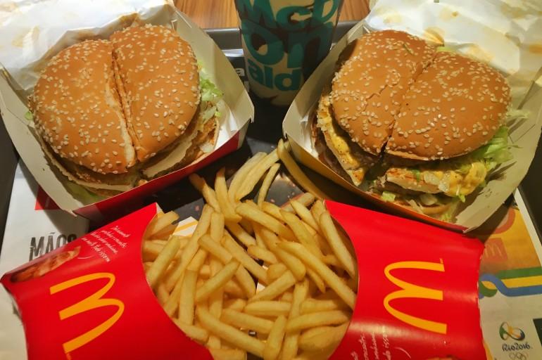 O Grand Big Mac está de volta ao McDonald's