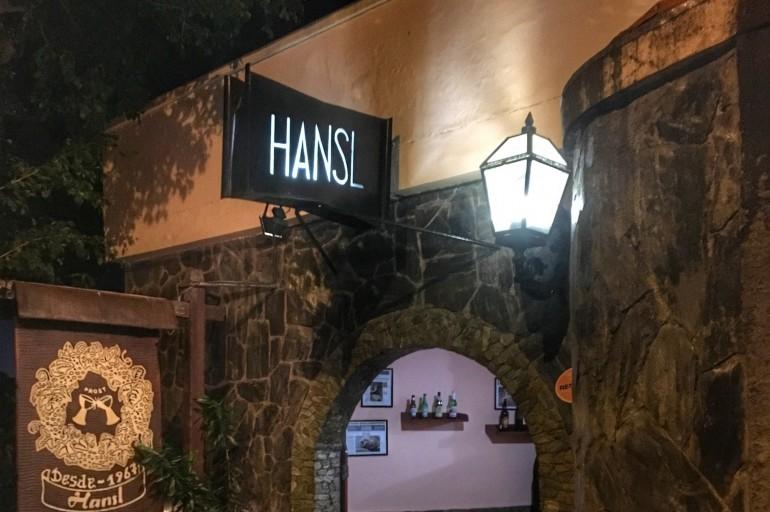 RIO: Hansl