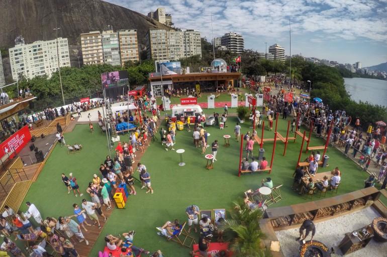 Volta ao mundo: Casas temáticas durante a Rio 2016