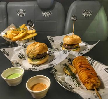 RIO: Motor Burger