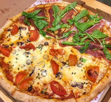 Vezpa Pizzas inaugura loja em Laranjeiras