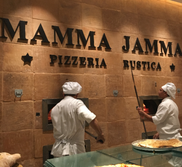 MAMMA JAMMA INAUGURA NO RECREIO SHOPPING