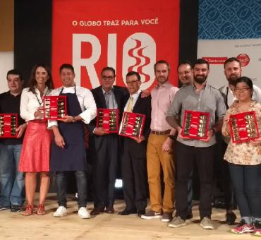 Prêmio Rio Show de Gastronomia