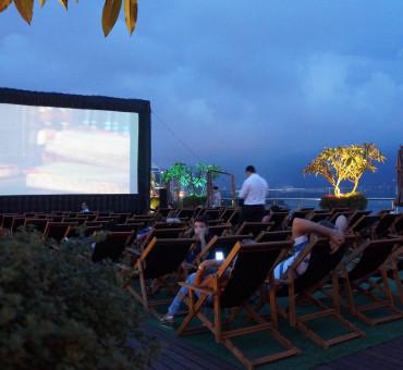 Cinema ao ar livre com os filmes indicados ao Oscar
