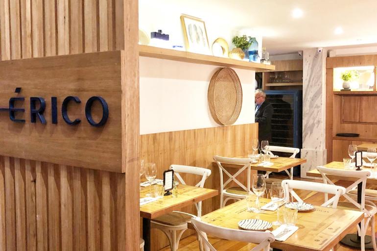 ÉRICO: restaurante cosmopolita inaugura na Barra da Tijuca