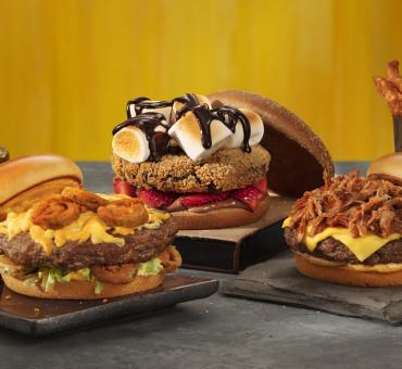 Outback Burger Experience: três novos sanduíches com receitas exclusivas