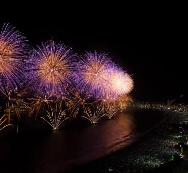 Réveillon 2019: lista com as melhores festas pelo Brasil