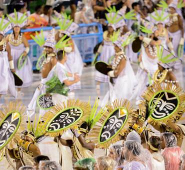 Carnaval do Rio 2019: Desfiles do Grupo de Acesso na sexta-feira