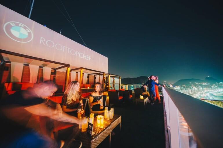 Pestana Rio Atlântica recebe BMW Rooftop Chef